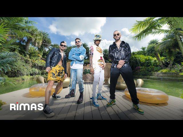 Amenazzy x Yandel x Mau y Ricky - Calmarme II (Video Oficial)