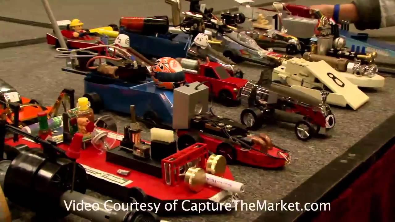 Storage For Cars >> 2010 AATC/AAGD Maintenance Mania - YouTube