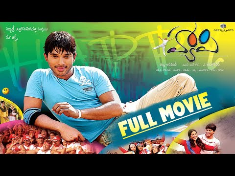 Happy Telugu Full Movie  Allu Arjun , Genelia D'Souza