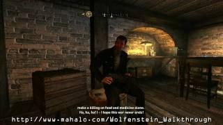 Wolfenstein Walkthrough - Sub-Mission: Interlude The First/Midtown West Part 1