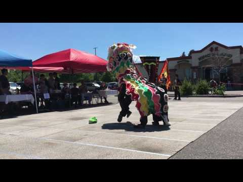 JMT Exhibition @ Colorado Lion Dance Competition 2017