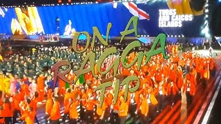 SL2 - On A Ragga Tip @ The Commonwealth Games Opening Ceremony with Trinidad & Tobago