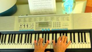 How to Play ~ Chariots of Fire ~ Vangelis ~ LetterNotePlayer ©