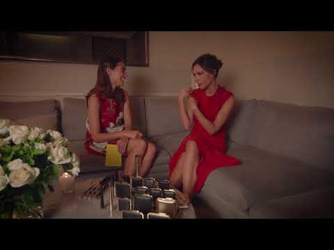 THE VICTORIA BECKHAM INTERVIEW