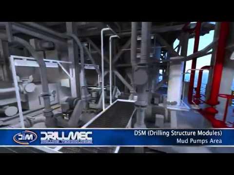 Egymec the ONLY AGNET for Drillmec in Egypt , Offshore Modular rigs