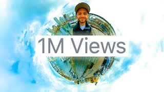 How I Got ONE MILLION Views On My 360 Video