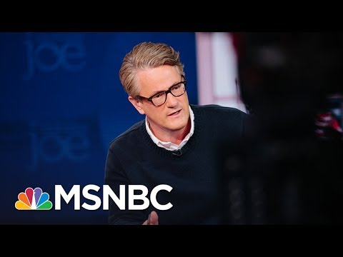 Joe On Virginia Shooting: Heated Rhetoric In This Country Must Calm Down | Morning Joe | MSNBC