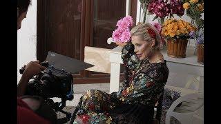 VIDEO | Soraya graba su videoclip YO BRINDO en Valencia de Alcántara
