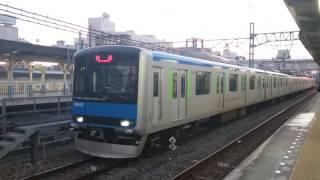 東武60000系 61602F 車輪削り回送? 春日部駅発車