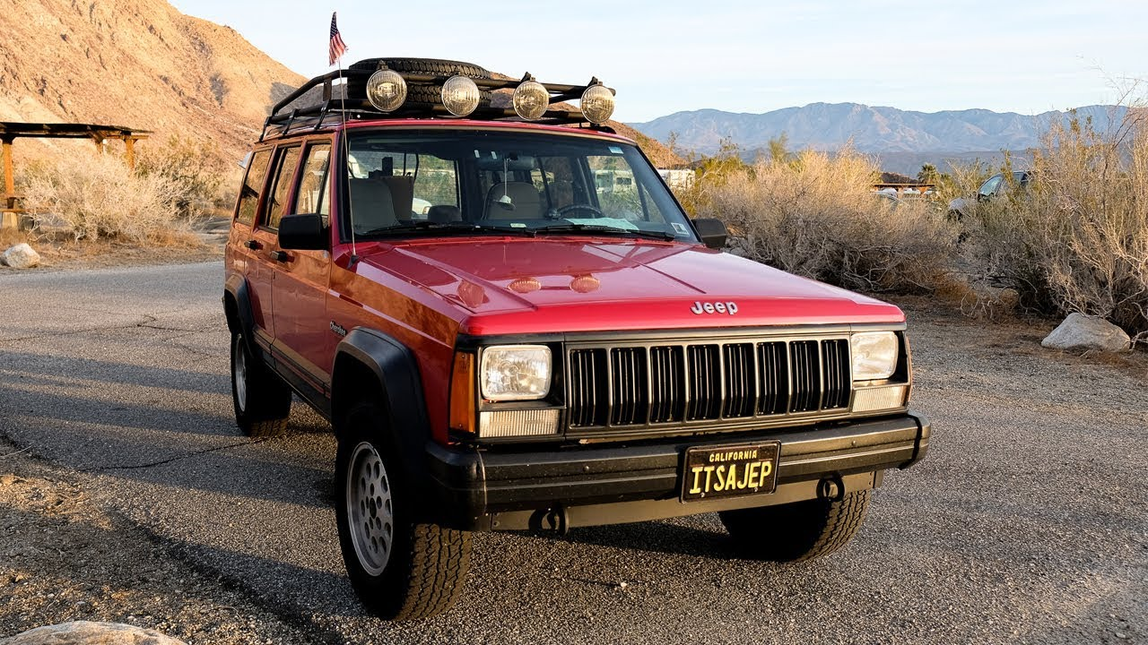 Jeep Wagoneer 2018 >> Jepisode #1 - Road Trip and Camping with our Jeep Cherokee within Borrego Springs - YouTube