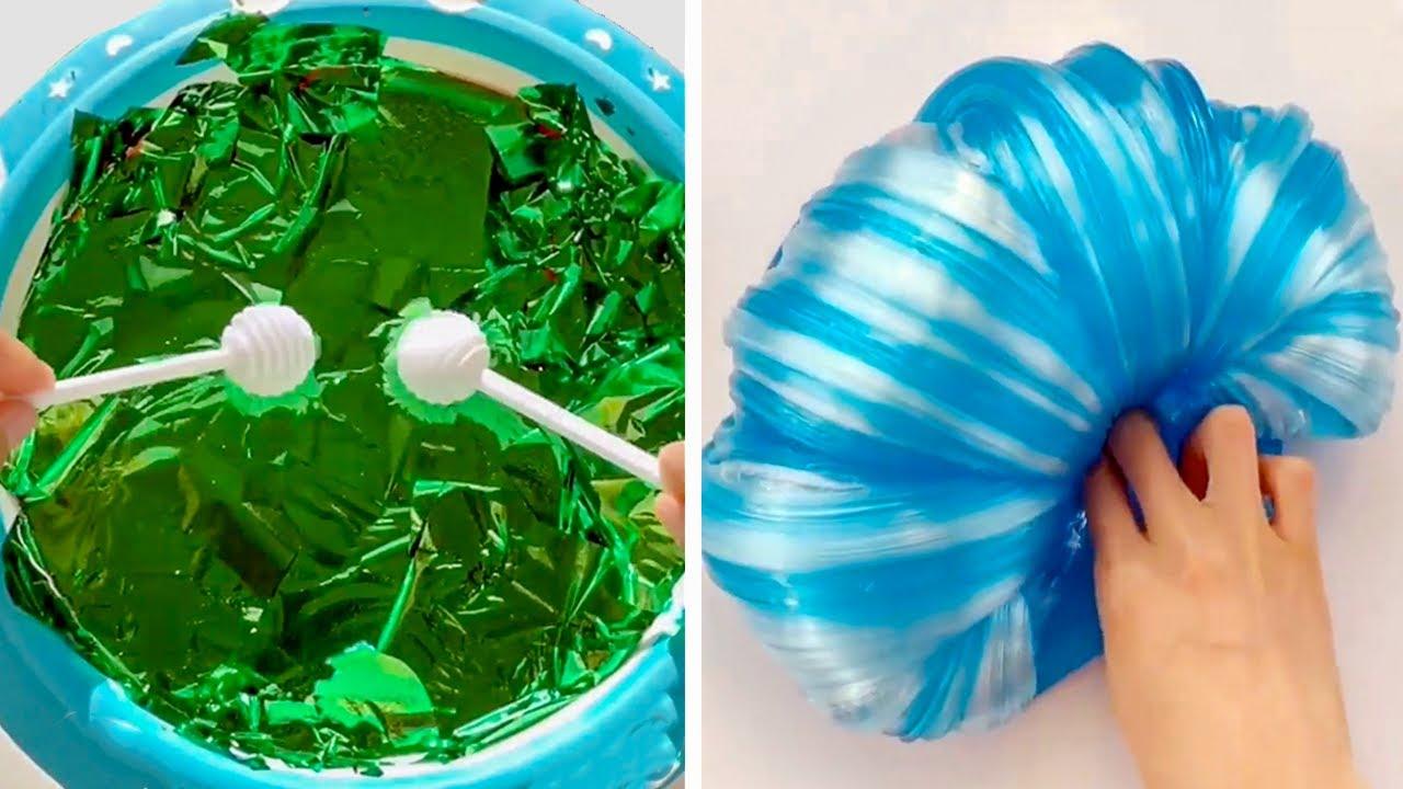 Satisfying Slime ASMR | Relaxing Slime Videos # 897