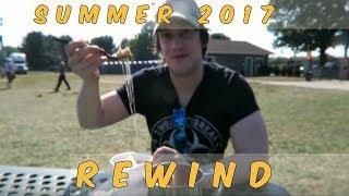 Summer 2017 Rewind ☀️🌻 // Events & Travel
