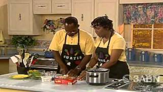 3abn: Vegetarian Haystack & Vegetarian Bean Soup Recipes Video