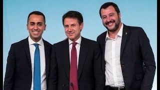 DIE DREI VOM SCHULDENBERG: Italien pfeift weiter auf EU-Stabilitätspakt