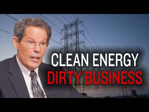 The Truth Behind California's Clean Energy | Jim Phelps