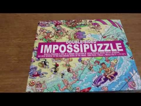 impossipuzzle-the-beach-double-sided-puzzle-*timelapse*-1000-pieces