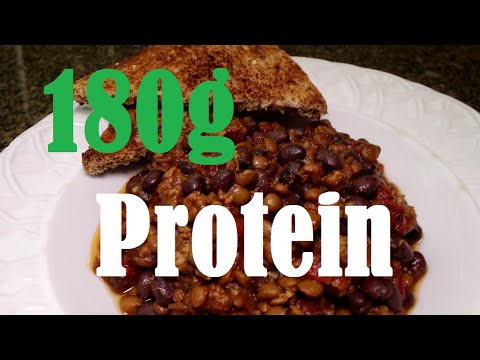 HIGH Protein Vegan Recipes Vegan Athlete Case Study