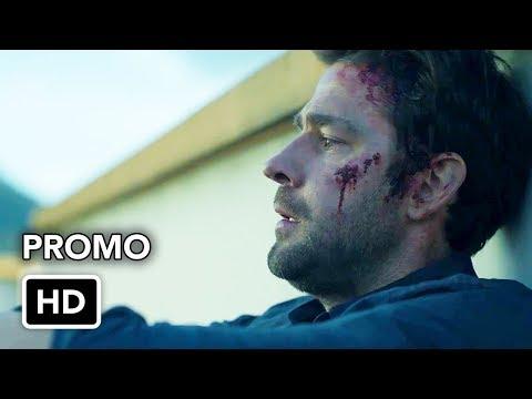 Tom Clancy's Jack Ryan Season 2 Teaser Trailer (HD) John Krasinski Action Series