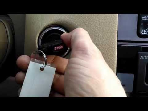 Mercedes e320 key wont turn