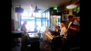 Live Jazz Quartet in
