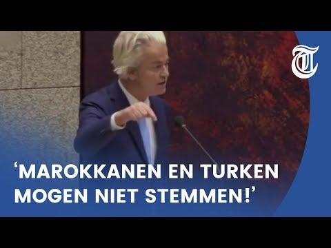 Dit wil Wilders bereiken met zijn wetsvoorstellen