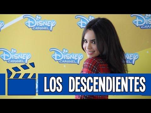 Entrevista Sofia Carson: Los descendientes, la nueva película musical de Disney