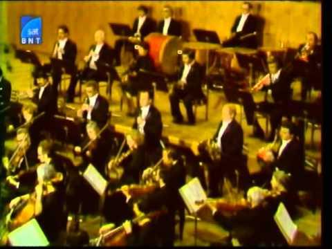 Mincho Minchev - Paganini Concerto No 5 - 3rd Movement