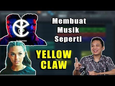 Cara Membuat Musik Trap Seperti Yellow Claw