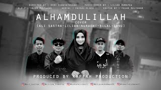 Video aLhamduLiLLah - Too Phat - cover (Nuraeni Sehati, Ali Sastra, Ibnu The Jenggot, Bilal, Lilian) download MP3, 3GP, MP4, WEBM, AVI, FLV Januari 2018