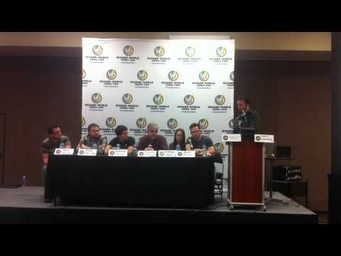 Video Game Development Panel at Wizard World Tulsa Comic Con