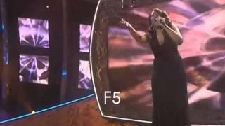 Hd Jennifer Hudson Live Vocal Range C3 - C6.mp3