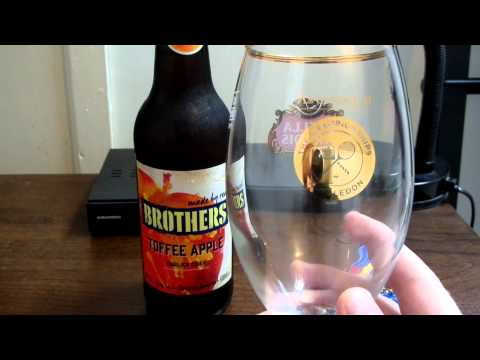 Brothers Toffee Apple Cider Review