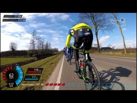 40e Ronde van Groningen 2018 - #cycling Holland