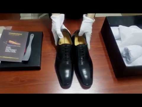 fdc49d4e8 Height Increasing Elevator Shoes | High Heel Formal Shoes For men | Taller  Shoes --Chamaripa - YouTube