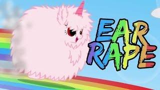 Pink Fluffy Unicorns - (EARRAPE)