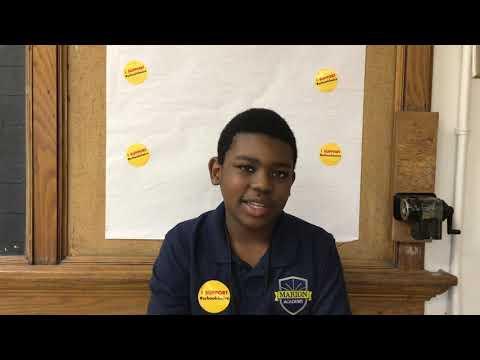 Marion Academy - Jermiaha Johnson