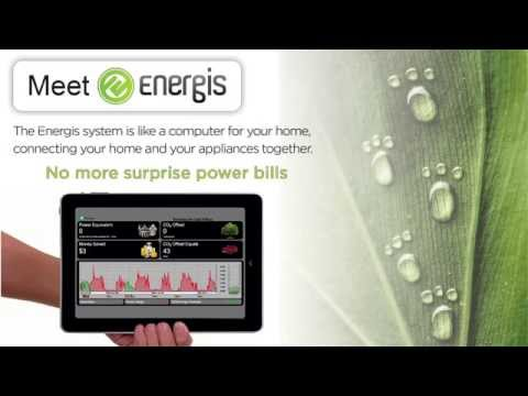 Home Energy Management & Simple Home Control