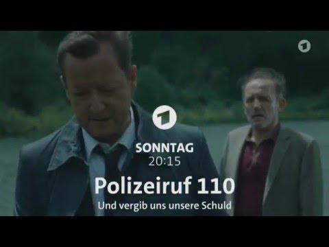 Polizeiruf 110 Und Vergib Uns Schuld Sonntag 17012016 Youtube