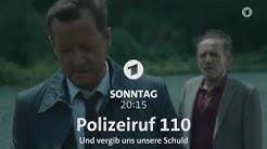 Polizeiruf 110 - Und vergib uns Schuld (Sonntag 17.01.2016)