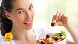 Какие продукты снижают аппетит? (11.01.16)