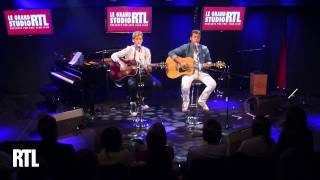 The Shady Brothers - Addicted to your love en live dans le Grand Studio RTL