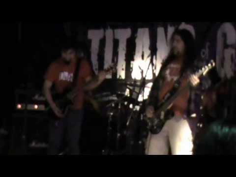 REPULSIVE PUTREFACTION Live At Titans Of Grind 2013