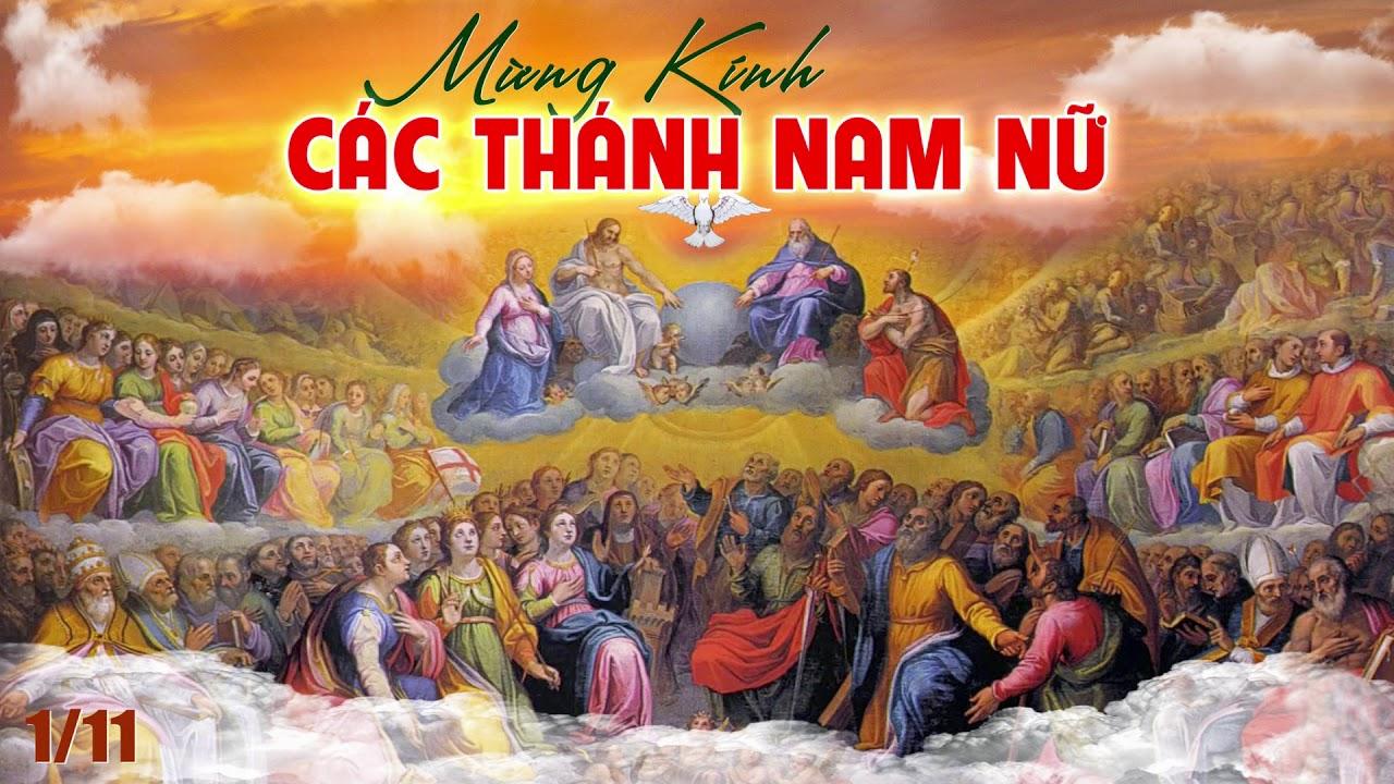 Đức Cha Phêrô suy niệm : LỄ CÁC THÁNH NAM NỮ