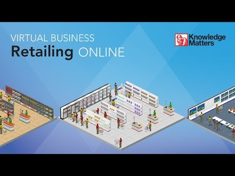 Virtual Business Retailing Online