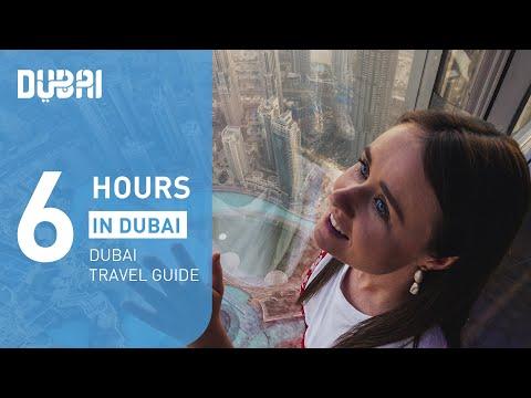 6 Hours In Dubai - The Layover - Visit Dubai