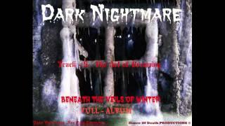 Dark Nightmare - Beneath The Veils Of Winter  [FULL Album]