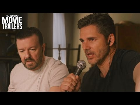 Special Correspondents ft. Ricky Gervais, Eric Bana  | Official Trailer [Netflix] HD