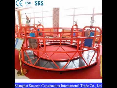 800kg Hinged Construction Platform