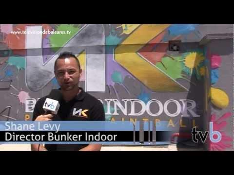 ¡Disfruta del mejor paintball en mallorca! - PAINTBALL INDOOR - BUNKER Tvb