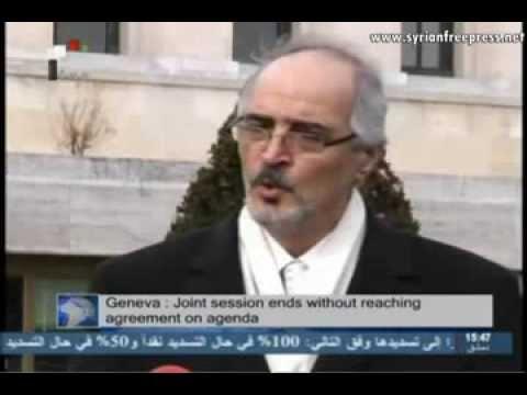 "15_02_2014 ~ Syria News (EN) ~ Al-Jaafari: ""No solution while people is suffering under terrorism"""